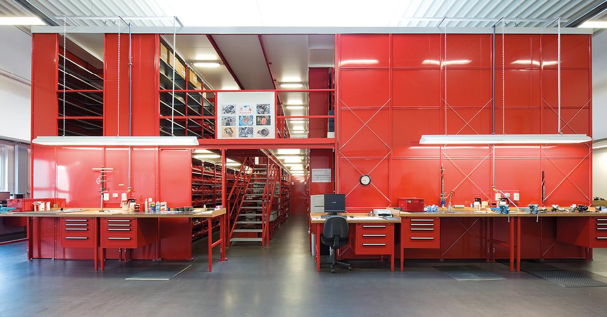 Voraussetzungen und Ideen für einen effizienten Hallenbau